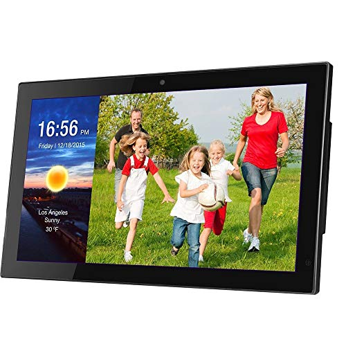 22 Zoll Big Screen Smart Digital Photo Frame mit Musik und Video 22 ' ' ' IPS Electronic Album Screen mit Remote Control Supprot HDMI Gift for Love