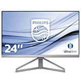 Philips 245C7QJSB Monitor 24' LED IPS Full HD, 1920 x 1080, Ultra Wide Color e Design Super Sottile,...
