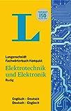 Langenscheidt Fachwörterbuch Kompakt Elektrotechnik und Elektronik Englisch: Englisch-Deutsch/Deutsch-Englisch