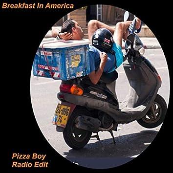 Pizza Boy (Radio Edit)
