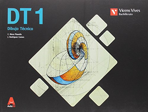 DT 1. Dibujo Técnico Y Manual De Autocad. Aula 3D - 9788468232287