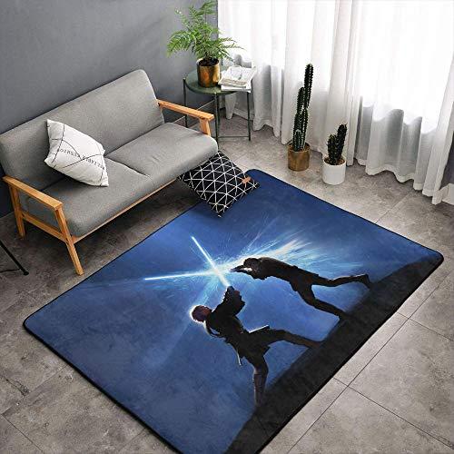 Matt Flowe Star Wars Area Alfombra 6'x8'Star Wars alfombras para cocina