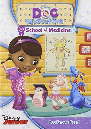 Doc Mcstuffins: School Of Medicine / (Ws Dol) [DVD] [Region 1] [NTSC] [US Import]