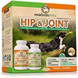 Hip and Joint Supplement for Dogs with...