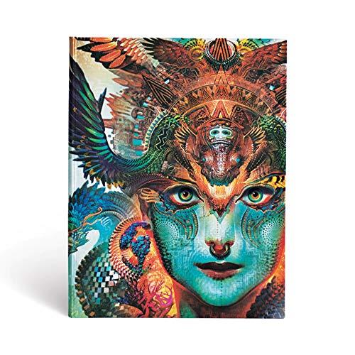 Paperblanks Android Jones Dharma-Drache Notizbuch Ultra Liniert