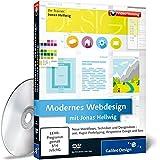 Modernes Webdesign - Das Praxis-Training mit Jonas Hellwig - Jonas Hellwig