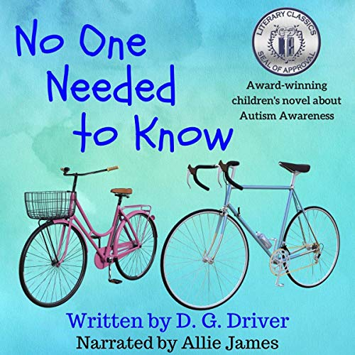 No One Needed to Know Audiobook By D. G. Driver cover art