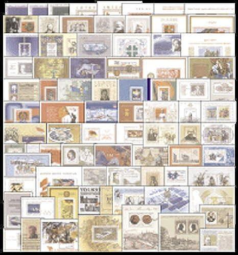 Goldhahn DDR Postfrische Block- Kollektion Nr. 20-101 - Briefmarken für Sammler