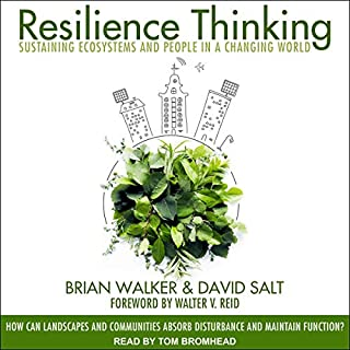 Resilience Thinking audiobook cover art