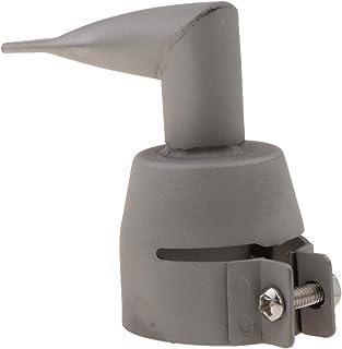 dailymall ライスター熱風プラスチック溶接機ノズル(90度)の20mmフラットスリット形状速度溶接ノズル口の先端