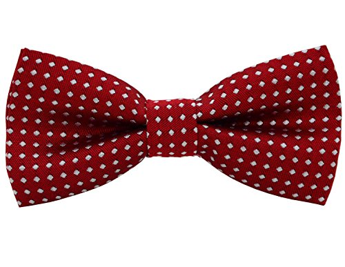 Heypet Colorful Polka Dots Bow Tie,Adjustable Bowtie Fashion Accessories for Pet Dog Cat DLJ15 (Breakaway)