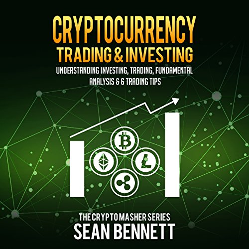 Cryptocurrency Trading & Investing audiobook cover art