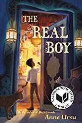 The Real Boy, Anne Ursu, middle grade books, fantasy books, fairy tales, folklore