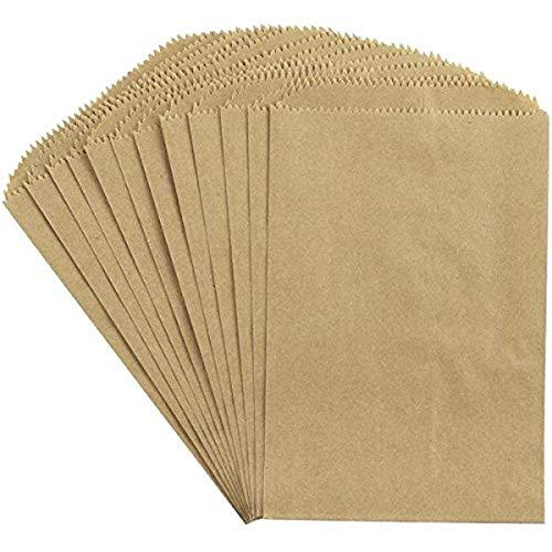 Canvas Corp Medium Kraft Bags, 12,1cm da 17,1cm, Pezzi