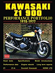 kawasaki z1 z series 1972 factory service repair manual
