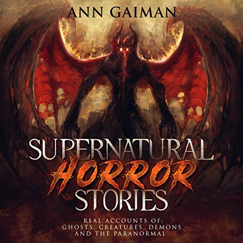 Supernatural Horror Stories  By  cover art