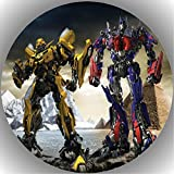Fondant Tortenaufleger Tortenbild Geburtstag Transformers T11 -