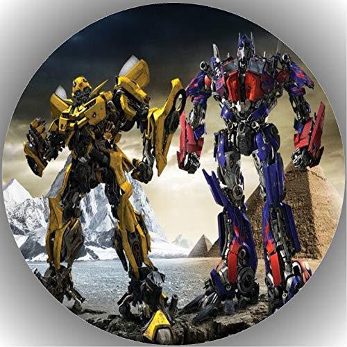 Premium Esspapier Tortenaufleger Tortenbild Geburtstag Transformers T11
