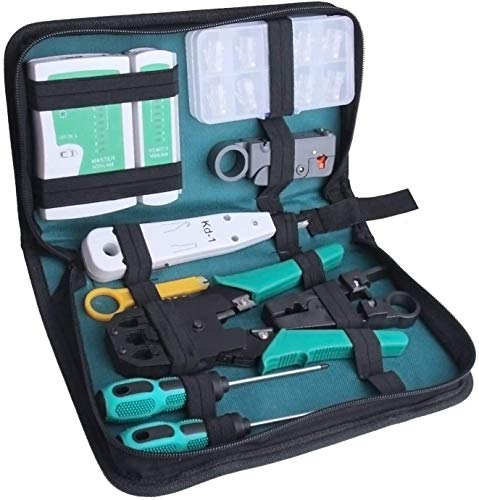 SIBO® NS-468 RJ45 RJ11 Multifunktions-Master und Remote-Netzwerk-Kabel Tester Telefon Kabel Tester Tool Kit SB-NS468