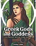 Greek Gods and Goddess Colorin...