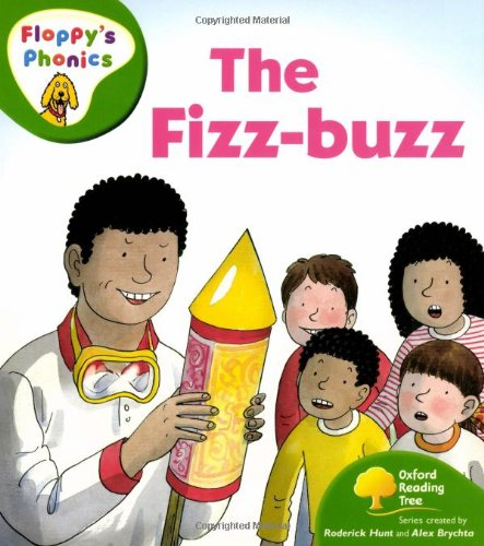 Oxford Reading Tree: Level 2: Floppy's Phonics: The Fizz Buzzの詳細を見る