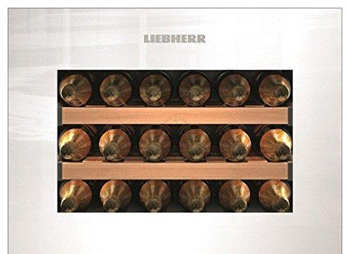 Liebherr PAL - WKEgw 582 GrandCru Weinkühlschrank (Einbau) / A+ / 44,8 cm / 18 Flaschen Kühlteil/Bei Störung: akustisches und optisches Signal
