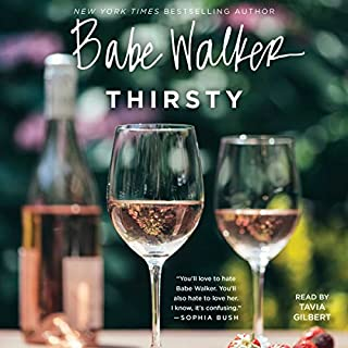 Thirsty audiobook cover art