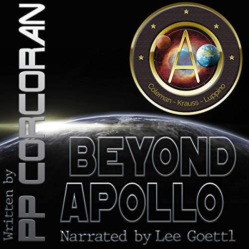 Beyond Apollo audiobook cover art