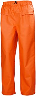 """Helly Hansen, Dark Orange, 3XL-Waist 47"""", Inside Leg 34.5"""""""