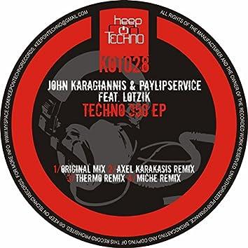 Techno 350 EP