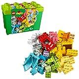 LEGO DUPLO Classic - Caja de Ladrillos Deluxe, Set de Construcción...