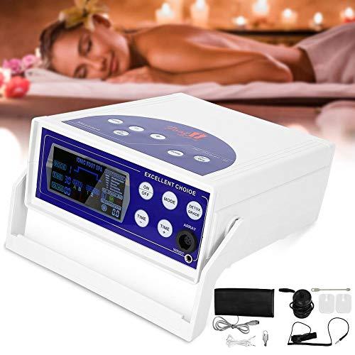 Ionische Fuß-Detox-Maschine, Ionische Detox-Fußbad-Spa-Maschine, Professionelle Ionische Detox-Fußbad- & Spa-Chi-Reinigungsmaschine für den Heimgebrauch(EU)