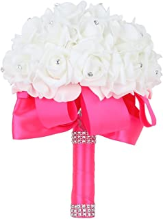 Best pink and black wedding bouquets Reviews