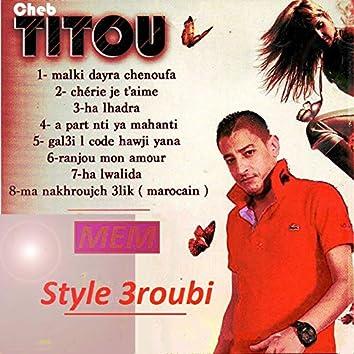 Style 3roubi