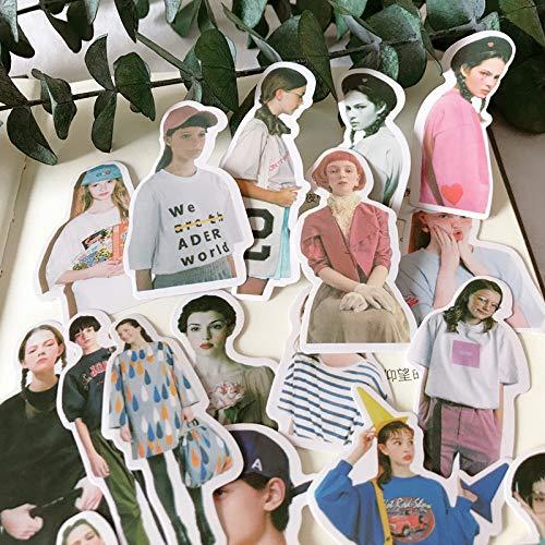Handboek Zout Tijdschrift Hand Boek Album Sticker Diy Materiaal Pack Sticker