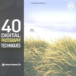 40 Digital Photography Techniques for Beginners