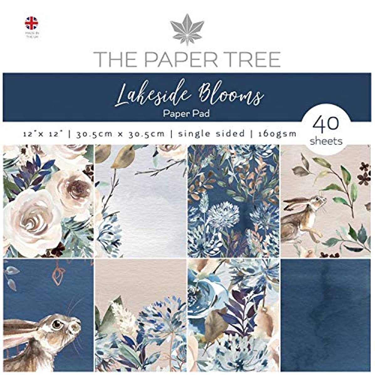 The Paper Tree Lakeside Blooms 12