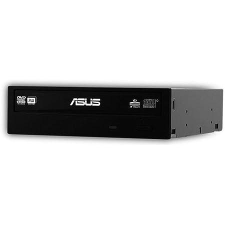 ASUS Internal 24X SATA Optical Drive DRW-24B3ST/BLK/G (Black)