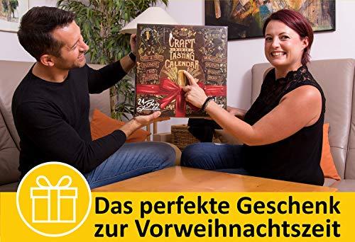 KALEA Craft Beer Adventskalender 2020, Biere von Privatbrauereien, Weihnachtskalender - 4