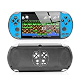 Best Handheld Consoles - Handheld Game Console,Retro Handheld Game Console with Built Review