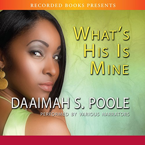 What's His Is Mine audiobook cover art