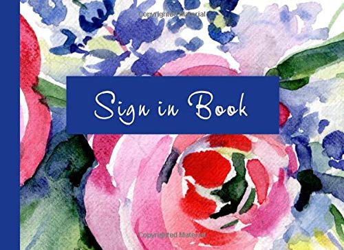 Sign In Book: Open House Registry for Realtors