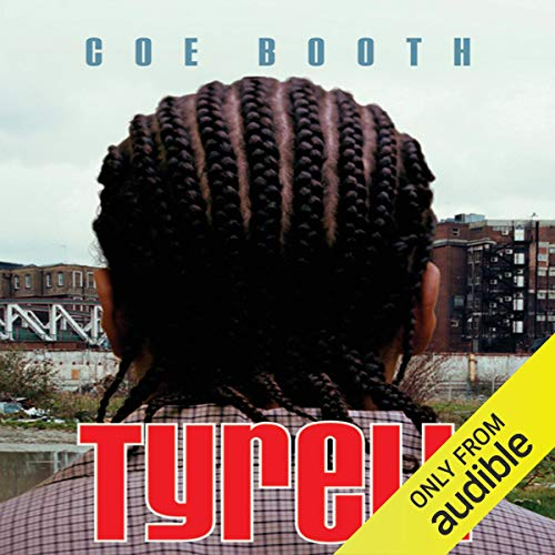 Tyrell audiobook cover art