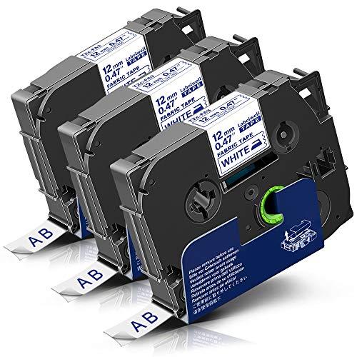 10 ROLLEN ETIKETTEN 62mm x 30.48m STANDARD für BROTHER P-touch QL-1060