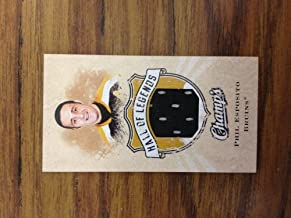 2008-09 upper deck champ's hall of legends sports mem #holpe phil esposito jsy