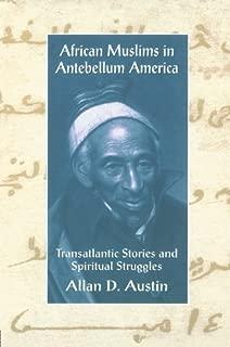 African Muslims Antebellum America