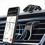 Amazon Brand - Eono Porta Cellulare da Auto 2 Pack, Supporto Telefono Auto Ventilazione Magnetico,...