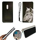 HUAYIJIE FY Flip Funda para Selecline Smartphone 5 S1 20 8 Go 5 Pouces Funda Carcasa Case Cover HSL