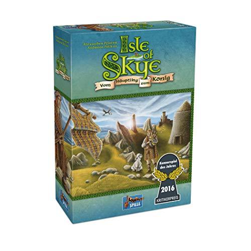 Lookout Games - Juego de Mesa Isla de Skye para niños de...