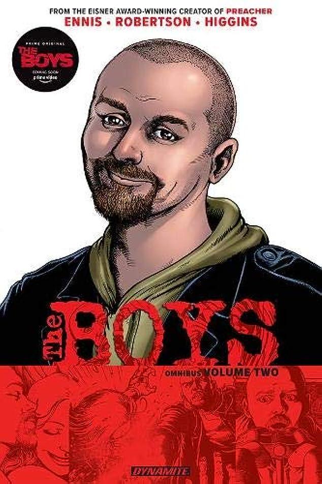 挽く爆発する安西The Boys 2: Omnibus